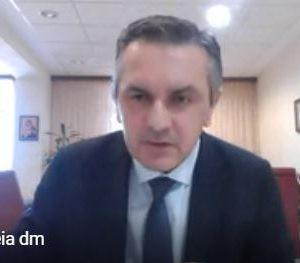 Γόνιμη συζήτηση με θετικές εξελίξεις για τις αναδασώσεις και το Χιονοδρομικό Κέντρο Βασιλίτσας, κατά την τηλεδιάσκεψη του Υφυπουργού Προστασίας του Περιβάλλοντος κ. Γεώργιου Αμυρά με τον Περιφερειάρχη Δυτικής Μακεδονίας κ. Γεώργιο Κασαπίδη.