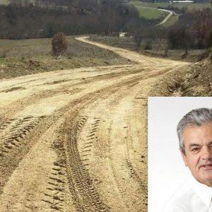 Π.Ε. Κοζάνης: 41.000,00 € για την βελτίωση του αγροτικού δρόμου στην περιοχή Βογγόπετρα Σερβίων