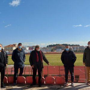 Έτοιμο το Δημοτικό Αθλητικό Κέντρο Κοζάνης για τη Football League