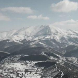 Ένα εντυπωσιακό βίντεο, από drone, από την Ιερά Μονή Αγίου Παντελεήμονος Βλάστης Εορδαίας