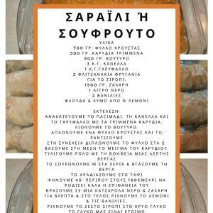 Πρωτοβουλία Νέων Κοζάνης: Κοζανίτικη Γαστρονομία
