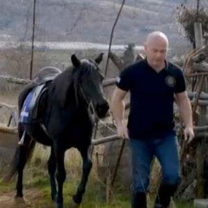 """kozan.gr: Η """"Ένωση Ιδιοκτητών πλαγιοτροχαστών Ίππων Μακεδονίας» με έδρα την Σιάτιστα στην εκπομπή """"Άξονες Ανάπτυξης"""" της ΕΡΤ3(Βίντεο)"""