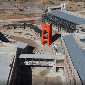 kozan.gr: Σημερινή (27/2/2021), λήψη, από την ανεγειρόμενη Πανεπιστημιούπολη Δυτικής Μακεδονίας, στη θέση ΖΕΠ, στην Κοζάνη (Βίντεο)