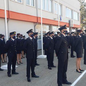 kozan.gr: Πραγματοποιήθηκε, σήμερα Δευτέρα 1/3, η τελετή αποφοίτησης της 85ης Εκπαιδευτικής Σειράς Δοκίμων Πυροσβεστών του Πυροσβεστικού Σώματος της Σχολής Πυροσβεστών Πτολεμαΐδας (Bίντεο 6′ & 42 Φωτογραφίες)