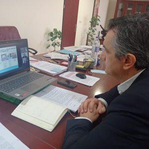 Yπογραφή Συμφώνου Συνεργασίας μεταξύ  του Τμήματος Δικαιωμάτων του Παιδιού του Συμβουλίου της Ευρώπης  και της Περιφέρειας Δυτικής Μακεδονίας