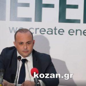 kozan.gr: Οι οικογένειες Κεντεποζίδη και Πετρόχειλου (της εταιρείας kIEFER TEK) ανέλαβαν την ποδοσφαιρική ομάδα της Κοζάνης (Bίντεο)