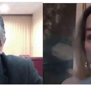 "kozan.gr: Ένταση μεταξύ του Περιφερειάρχη και της Βουλευτή ΣΥΡΙΖΑ Φλώρινας: ""Οι φιλοξενούμενοι να είναι πιο ευγενείς – Ντρέπομαι για αυτά που λέτε κ. Κασαπίδη"" (Βίντεο)"