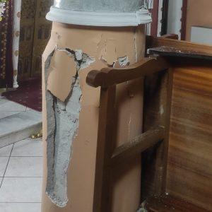 Δεσκάτη: Καταγραφή ζημιών από τους σεισμούς