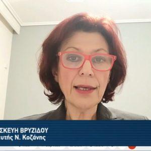 Π. Βρυζίδου νομοσχέδιο: «Η Ελλάδα σε κίνηση: Βιώσιμη Αστική Κινητικότητα – Μικροκινητικότητα – Ρυθμίσεις για τον εκσυγχρονισμό, την απλούστευση και την ψηφιοποίηση διαδικασιών του Υπουργείου Υποδομών και Μεταφορών» (Βίντεο)
