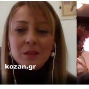 """kozan.gr: Ο απρεπής χαρακτηρισμός/φράση του περιφερειακού συμβούλου της ελάσσονος αντιπολίτευσης Γιάννη Στρατάκη προς την Πρόεδρο Ευφροσύνη Ντιo που ακούστηκε λόγω ανοιχτού μικροφώνου έβαλε """"φωτιά"""" στο Περιφερειακό Συμβούλιο προκαλώντας μεταξύ άλλων και την έντονη αντίδραση του Περιφερειάρχη ο οποίος αποχώρησε από τη συνεδρίαση (Βίντεο)"""