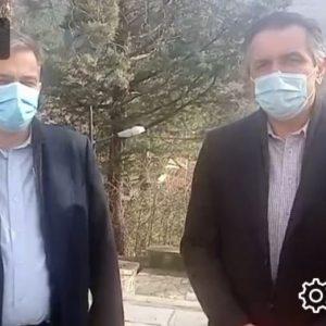 """Περιφερειάρχης Δυτ. Μακεδονίας: """"Στόχος μας η πράσινη επανάσταση στον αγροτικό τομέα"""""""