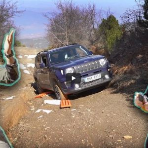 12 ώρες στο βουνό των Πιερίων, για δύο Σερβιώτες, συναντώντας πολλά εμπόδια σε πολύ αφιλόξενα μέρη (Βίντεο)