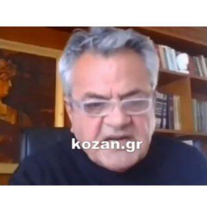 "kozan.gr: Γ. Τσιούμαρης σε Χριστοφορίδη & Καρυπίδου στη συνεδρίαση της Οικονομικής Επιτροπής: ""Τι θέλετε τώρα να παίζουμε; – Είναι άλλο το επίπεδό μας. Δε μπορούμε να συνεννοηθούμε"" – ""Λέμε τις απόψεις μας και θα μας μαλώσετε κ. Τσιούμαρη;"" (Bίντεο)"