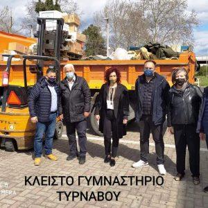 Την έμπρακτη συμπαράσταση τους προς τους σεισμοπαθείς της Θεσσαλίας απέδειξαν ο Δήμος Εορδαίας και οι πολίτες του (Φωτογραφίες)