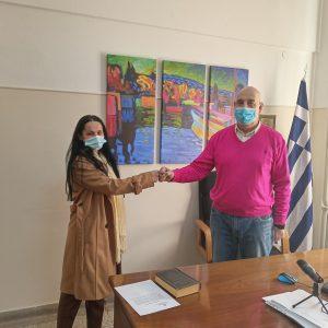 Συνεχίζονται οι διορισμοί ιατρών στο Μαμάτσειο Νοσοκομείο Κοζάνης – Ορκωμοσία της κας Παπακάλα Ελένης στη θέση της Επιμελήτριας Β΄, ειδικότητας Πνευμονολογίας