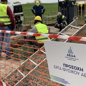 Δεν ανησυχεί η Περιφερειακή Αρχή για την έλευση του φυσικού αερίου στη Δυτική Μακεδονία