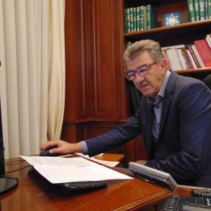 Η τοποθέτηση του Δημάρχου Γρεβενών και Προέδρου της ΠΕΔ Δυτικής Μακεδονίας Γιώργου Δασταμάνη στο Περιφερειακό Συμβούλιο για το Εδαφικό Σχέδιο