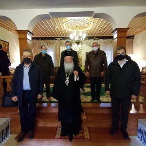 """Αγγέλης Πολυνείκης: """"Σύσκεψη με θέμα το αρχείο του αειμνήστου Νικολάου Μουτσόπουλου"""""""