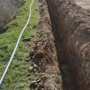 """Χ. Ελευθερίου: """"Ξεκίνησε και η αντικατάσταση του δικτύου ύδρευσης της Ελάτης ένα έργο αρχικού προϋπολογισμού 1.450.000 ευρώ"""""""
