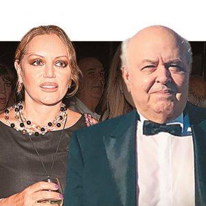 """Σενάριο μεξικάνικης τηλενουβέλας ή χολιγουντιανής ταινίας; Η δικαστική διαμάχη της Κατερίνας Μαλαματίνα (που προέρχεται από τη γνωστή οικογένεια εμπόρων της Κοζάνης – οικογένεια Τιάλιου) με τον πρώην σύζυγό της Κώστα Μαλαματίνα, όπως περιγράφεται μέσα από δημοσίευμα της εφημερίδας """"Πρώτο Θέμα"""""""