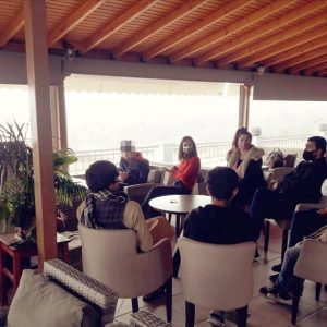 Κινητή Μονάδα του ΚΕΘΕΑ – Πολυδύναμο Κέντρο & Κινητή Μονάδα Περιφέρειας Δυτικής Μακεδονίας, την Τρίτη 24/3, επισκέφτηκε το ξενοδοχείο που φιλοξενεί ασυνόδευτους ανηλίκους, πρόσφυγες και μετανάστες, στο Βελβεντό