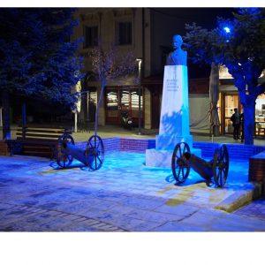"""Δήμος Γρεβενών: """"Φωτίζουμε την Ιστορία μας"""" – Συμβολική Δράση για τα 200 χρόνια από την Επανάσταση του 1821"""