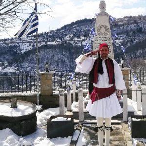 kozan.gr: Βυθός Βοΐου, 25η Μαρτίου 2021 – 200 Χρόνια από την Επανάσταση του 1821 (Φωτογραφίες)