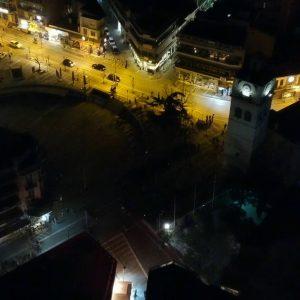 kozan.gr: Ώρα 20:30: Χωρίς φώτα η κεντρική πλατεία & ο πεζόδρομος της Κοζάνης, για την «Ώρα της Γης» (Βίντεο από ψηλά)