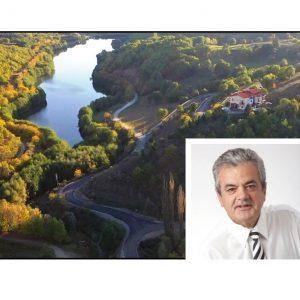 Π.Ε. Κοζάνης: Οικοτουριστική Ανάπτυξη παραλίμνιας  περιοχής φράγματος Σισανίου
