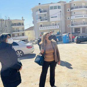 «Πράσινο» και φιλικό προς το περιβάλλον το νέο Αστυνομικό Μέγαρο Καστοριάς – Επίσκεψη Μαρίας Αντωνίου στο υπό ανέγερση κτήριο