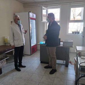 Στη μάχη κατά της πανδημίας και το Κέντρο Υγείας Σερβίων – Λειτουργία του ως εμβολιαστικό Κέντρο, αρωγός στον αγώνα κατά του κορωνοϊού
