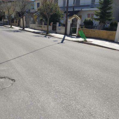 """Επιστολή αναγνώστη στο kozan.gr: Οδός Μακρυγιάννη: """"Εκφράζουμε την ανησυχία μας αλλά και τη δυσαρέσκειά μας…"""" (Φωτογραφίες)"""