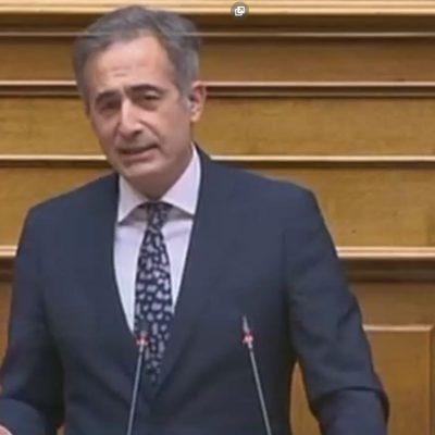"""Εισήγηση του Βουλευτή Π.Ε. Κοζάνης Στάθη Κωνσταντινίδη στο ν/σ του Υπουργείου Υγείας: """"Κατεπείγουσες ρυθμίσεις για την προστασία της δημόσιας υγείας από τις συνεχιζόμενες συνέπειες της πανδημίας του κορωνοϊού COVID-19, την ανάπτυξη, την κοινωνική προστασία και την επαναλειτουργία των δικαστηρίων και άλλα ζητήματα"""" (Bίντεο)"""