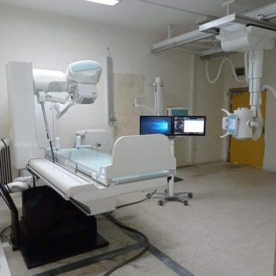 Γενικό Νοσοκομείο Πτολεμαΐδας «ΜΠΟΔΟΣΑΚΕΙΟ»: Παραλαβή και λειτουργία από το πρόγραμμα ΕΣΠΑ 2014-2020 ψηφιακού ακτινογραφικού ακτινοσκοπικού μηχανήματος με ανάρτηση οροφής για το Ακτινολογικό Τμήμα