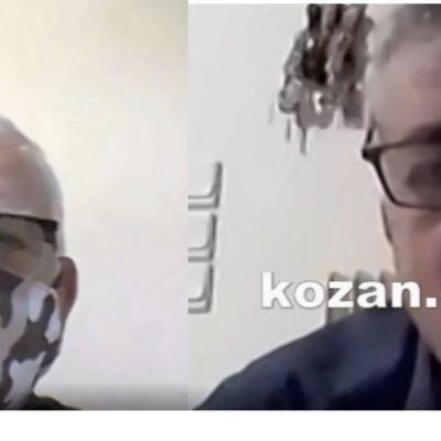 "kozan.gr: Η ""απολογία"" Δερμιτζάκη, για την αντικατάστασή του από την προεδρία της Σχολικής Επιτροπής Πρωτοβάθμιας Εκπαίδευσης του Δήμου Κοζάνης, προκάλεσε την έντονη αντιπαράθεση με τον Κ. Μιχαηλίδη. Εκατέρωθεν ""καρφιά"" για πτυχία, μόρφωση κι άλλα – Δείτε τι συνέβη (Βίντεο)"