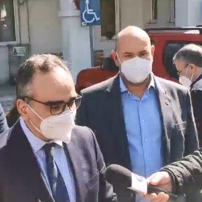 "kozan.gr: Βασίλης Κοντοζαμάνης από την Κοζάνη: ""Έχουμε όλα τα σενάρια στο μυαλό μας για το νοσοκομείο και θα πάρουμε τις αποφάσεις μας"" (Bίντεο)"