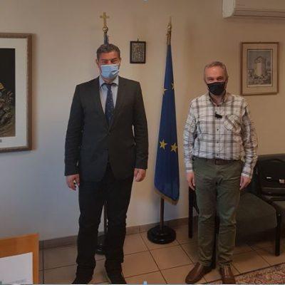 Άμεση είναι η αντίδραση της Περιφερειακής αρχής Δυτικής Μακεδονίας για τις ζημίες από την επέλαση του παγετού στα τέλη Μαρτίου