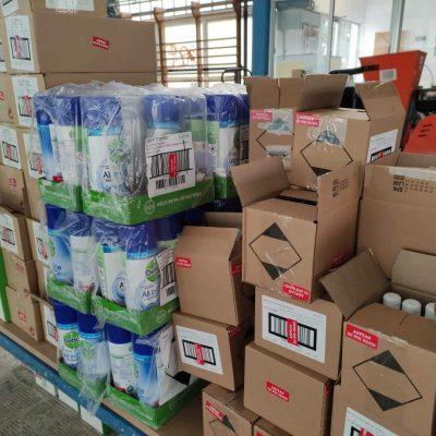 Δήμος Κοζάνης: Δωρεάν αντισηπτικά για τους μαθητές της πρώτης τάξης δημοτικού μέσω προγράμματος Κοινωνικής Ευθύνης της ΚΕΔΕ