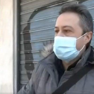 """kozan.gr: A. Δραγατσίκας στην ΕΡΤ1: """"Εμείς τη Δευτέρα το πρωί, κατά 99,9%, θα είμαστε έξω από το Δημαρχείο Κοζάνης …και θα ανοίξουμε τα μαγαζιά μας. Την Δευτέρα ανοίγουμε"""" (Βίντεο)"""