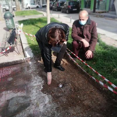 kozan.gr: Οι τεχνικές υπηρεσίες του Δήμου Κοζάνης ετοιμάζουν το χώρο της πλατείας Μ.Ασίας, όπου άμεσα θα τοποθετηθεί το μνημείο Μικρασιατικού Ελληνισμού (Φωτογραφίες)