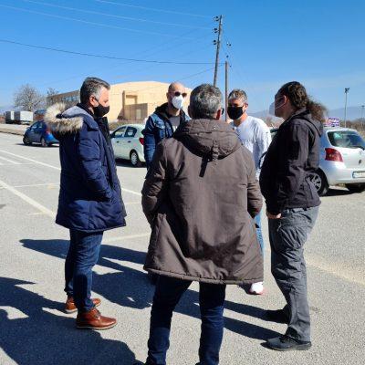 Το Σωματείο Εκπαιδευτών Δυτικής Μακεδονίας συμμετέχει στην αυτοκινητοπομπή διαμαρτυρίας των Εκπαιδευτών Οδήγησης, την Παρασκευή 16 Απριλίου, στη Θεσσαλονίκη