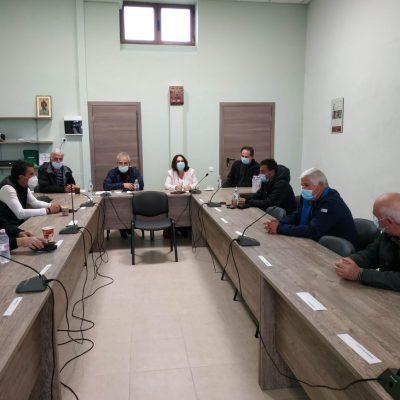 Καλλιόπη Βέττα: Οι αγρότες της Π.Ε. Κοζάνης πρέπει να αποζημιωθούν για το σύνολο της καταστροφής που υπέστησαν λόγω του πρόσφατου παγετού – Επίσκεψη στον Βελβεντό, Πύργους και Μεσόβουνο»