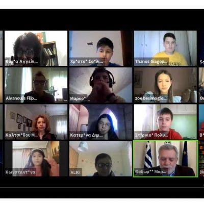 Περιφερειακή Διεύθυνση Πρωτοβάθμιας: Πραγματοποιήθηκε με μεγάλη επιτυχία το 10ο Μαθητικό Φεστιβάλ Ψηφιακής Δημιουργίας Καστοριάς