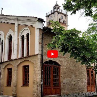 ΑΚΑΘΙΣΤΟΣ ΥΜΝΟΣ – 16/4/2021 – Ζωντανή μετάδοση από τον Ιερό Μητροπολιτικό Ναό Αγίου Νικολάου Κοζάνης (Βίντεο)