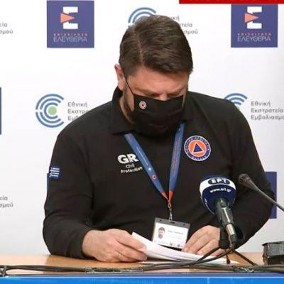 kozan.gr: Tο άνοιγμα λιανεμπορίου, με click away, στην Π.Ε. Κοζάνης, από τη Δευτέρα 19 Απριλίου, ανακοίνωσε ο Υφυπουργός Πολιτικής Προστασίας Ν. Χαρδαλιάς- Tα στοιχεία που παρουσίασε  (Βίντεο)