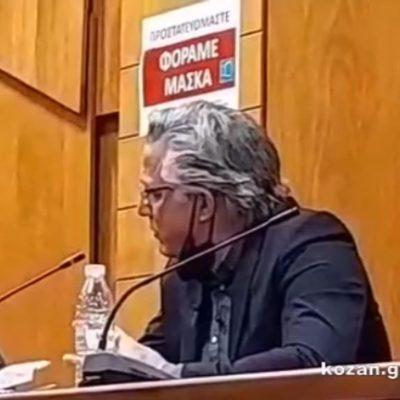 "kozan.gr: To θέμα των σταθμών διοδίων στη Σιάτιστα (μετωπικού & πλευρικού) έθεσε, στον Υφυπουργό Υποδομών & Μεταφορών Γ. Κεφαλογιάννη, στη σημερινή σύσκεψη στην Π.Ε. Κοζάνης, ο Δήμαρχος Βοΐου Χ. Ζευκλής: ""Για να έρθω εγώ εδώ πλήρωσα 1,5 ευρώ διόδια διανύοντας το ακριβότερο χιλιόμετρο οδού στην Ευρώπη. Αυτό είναι αδικία κι ανισονομία. Να βρείτε μια πολιτική λύση"" – ""Θα μεταφέρω το ζήτημα στον Υπουργό"", απάντησε ο Γ. Κεφαλογιάννης (Βίντεο)"