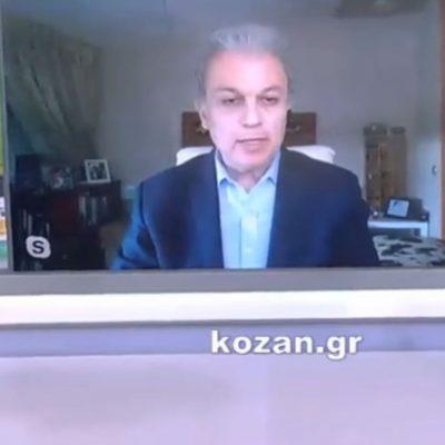 kozan.gr: Τη σοβαρή περιπέτεια της υγείας του (ενδοκαρδίτιδα), περιέγραψε, στη σημερινή (18/4), εκπομπή του ΣΚΑΙ «Σαββατοκύριακο Παρέα», ο βουλευτής Κοζάνης Γ. Αμανατίδης (Βίντεο)