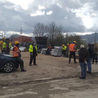 """ΣΕΕΕΝ- Συνδικάτο Οικοδόμων και Συναφών Επαγγελμάτων Ν. Κοζάνης: """"Τα σωματεία μας δίνουν συνέχεια για την υπεράσπιση της ζωής των εργαζομένων με κινητοποίηση στην επιθεώρηση εργασίας στην Κοζάνη την Παρασκευή 23 Απριλίου στις 11:00πμ"""""""