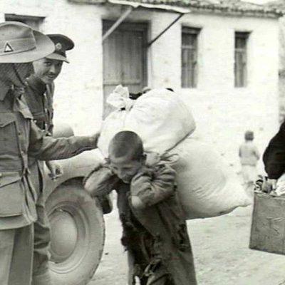 Σέρβια 1941 Απρίλιος – 80 χρόνια από το βομβαρδισμό των Σερβίων (Φωτογραφία & σχόλιο από τον Ν. Μπουκουβάλα – Πρόεδρο Δημοτικού Συμβουλίου Σερβίων)