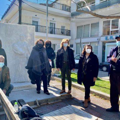 Δήμος Κοζάνης: Ανεγέρθηκε το μνημείο Μικρασιατικού Ελληνισμού στην ομώνυμη πλατεία – «Χρέος τιμής προς τους Μικρασιάτες» (Βίντεο)